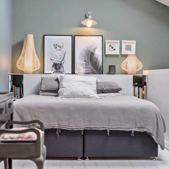 Bedroom lifestyle image