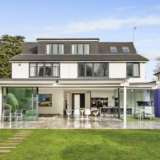 Modern home external image