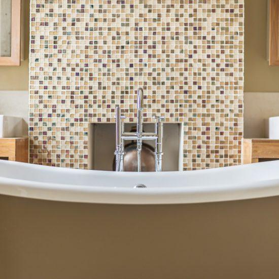 Stand-alone bath image