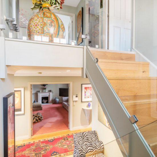 Mezzanine luxury
