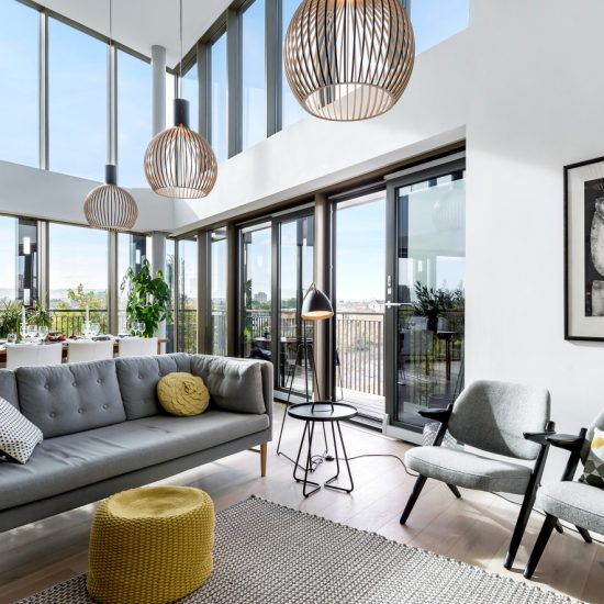 Bristol split level home