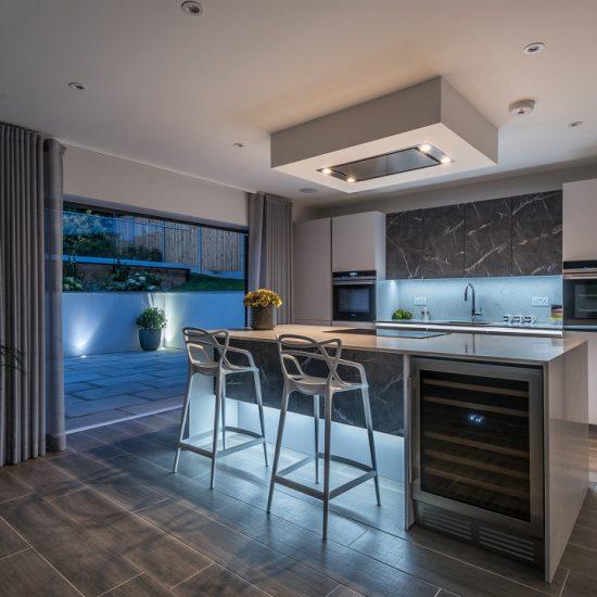 dusk kitchen image