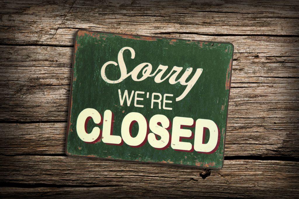 NicheCom to close temporarily