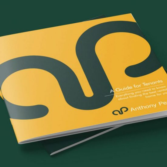Anthony Pepe lettings brochure design