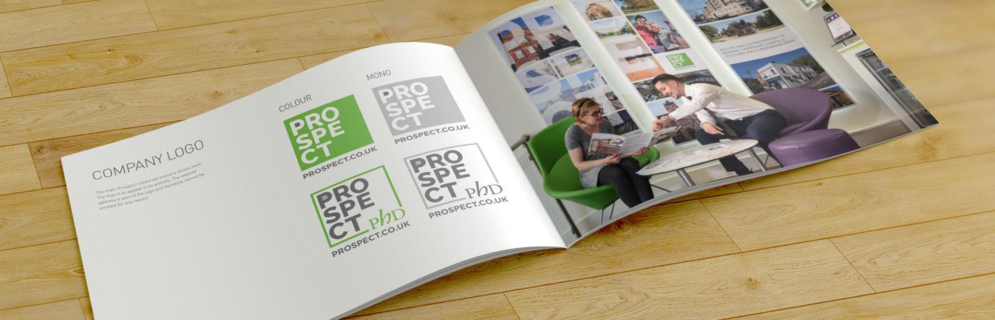 Prospect estate agency branding
