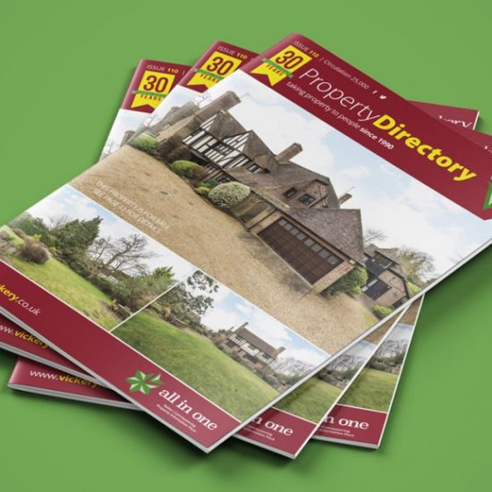 Vickery property marketing brochure