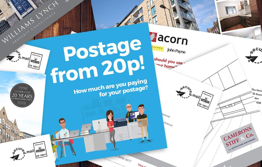 NicheCom mailing house Wokingham