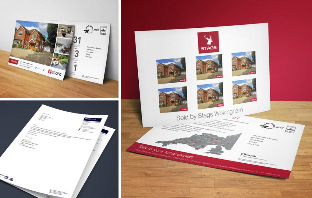estate agency direct mailing services