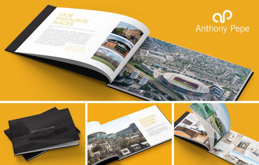 Anthony Pepe estate agent magazine