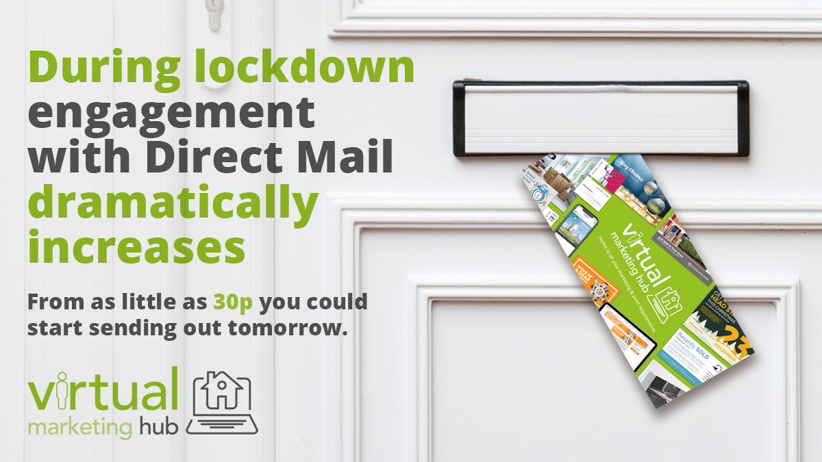 Direct mail works harder in lockdown blog