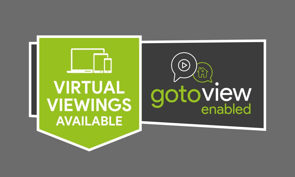 GotoView enabled window sticker