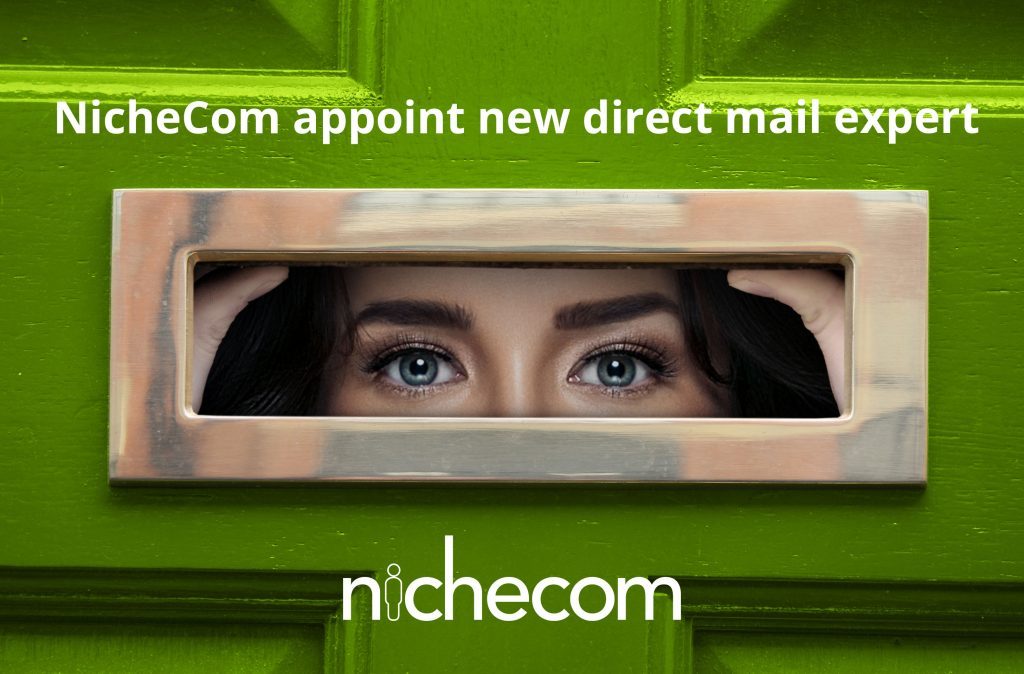 NicheCom appoint new direct mail expert